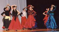 2001.12 Sisters Shahrazad Flamenco