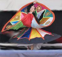 2009.07 Tanoura Whirling Skirt Show