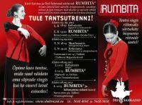 2012-2013 New dance classes - new season